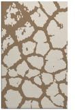 rug #331841 |  mid-brown animal rug