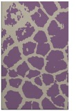rug #331869 |  purple animal rug