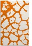 rug #331881    orange animal rug