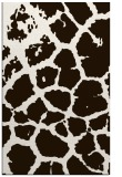 rug #331985 |  brown animal rug