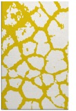 rug #331989 |  yellow animal rug