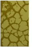 rug #332009 |  light-green animal rug