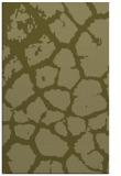 rug #332021 |  light-green animal rug