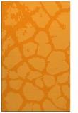 rug #332033 |  light-orange animal rug