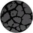 rug #332049   round black rug