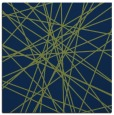 rug #332781 | square blue abstract rug