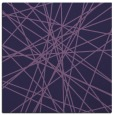 rug #332841 | square purple abstract rug