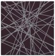 rug #332981 | square purple graphic rug