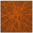 rug #333009 | square red-orange graphic rug