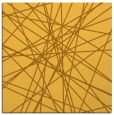 rug #333049 | square light-orange graphic rug