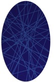rug #333202 | oval abstract rug