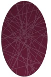 rug #333323   oval abstract rug