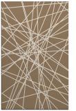 rug #333601 |  beige abstract rug