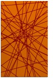 rug #333637 |  red-orange graphic rug