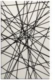 rug #333721 |  black abstract rug