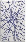 rug #333729 |  blue abstract rug