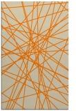 rug #333765 |  beige abstract rug