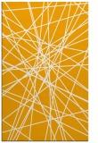 rug #333785    light-orange abstract rug