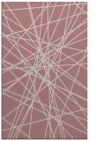 rug #333789 |  pink abstract rug