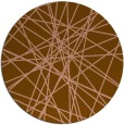 rug #333948 | round abstract rug