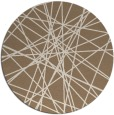 rug #333953 | round beige popular rug