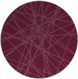 rug #334027 | round abstract rug