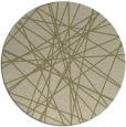 rug #334135 | round abstract rug