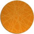 rug #334145   round light-orange graphic rug