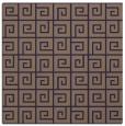 rug #334613 | square beige graphic rug