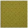 rug #334825 | square light-green rug