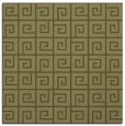 rug #334837 | square light-green graphic rug
