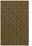 rug #335229 |  mid-brown rug