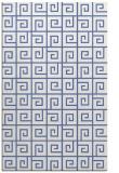 rug #335249 |  blue graphic rug