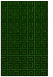 rug #335277    green graphic rug