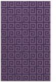 rug #335305 |  purple rug