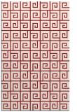 rug #335457    red rug