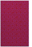 rug #335461 |  red graphic rug