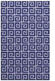 rug #335489 |  blue graphic rug