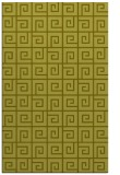 rug #335529 |  light-green graphic rug