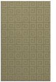 rug #335533    light-green rug
