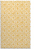 rug #335545 |  light-orange rug