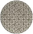 rug #335738 | round graphic rug