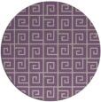 rug #335741   round beige graphic rug