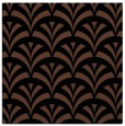 rug #336281 | square brown graphic rug