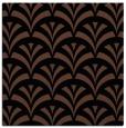 rug #336281 | square black graphic rug