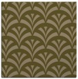 rug #336385 | square brown retro rug