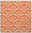 rug #336461   square orange graphic rug