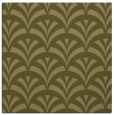 rug #336597 | square light-green graphic rug
