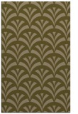 rug #337089 |  brown graphic rug