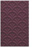 rug #337193 |  purple popular rug
